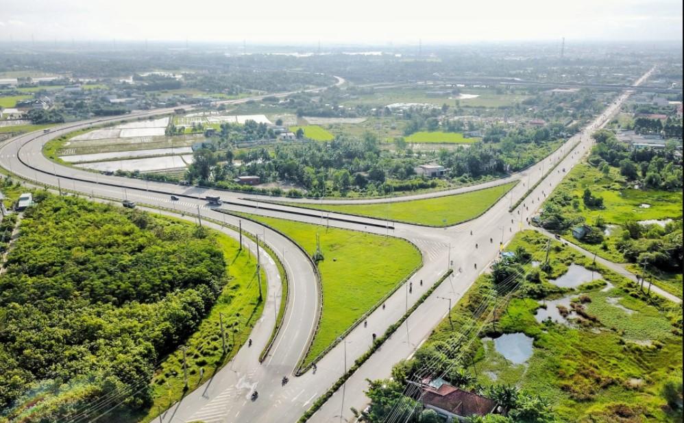 Dự án Western City hưởng lợi từ phát triển vùng Long An
